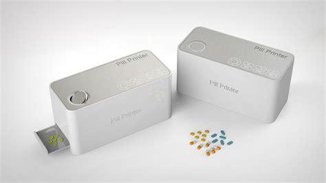 Pillpaks Make Pill Popping Easy by Medicine Made Easy Yanko Design