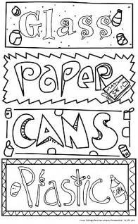 recycling coloring pages troop leader getting started with scout daisies