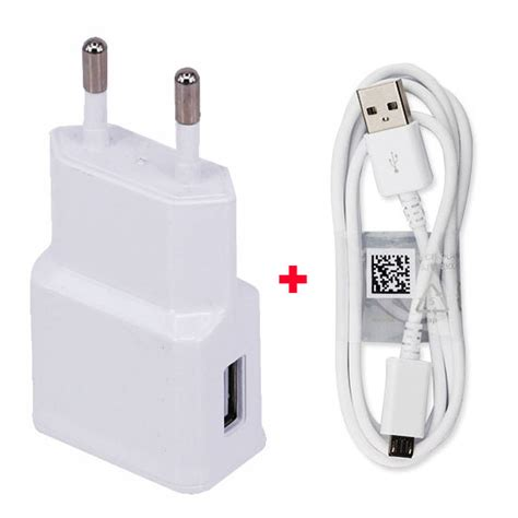 Lenovo Travel Adapter Charger 2 1a power adapter mobile phone eu travel charger 2 1a usb data
