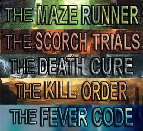 The Maze Runner Series the cure on maze runner and maze