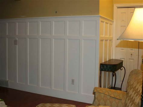 Wainscot Interior Paneling Kit Walls Types Of Wainscoting Panels For Wall Interior