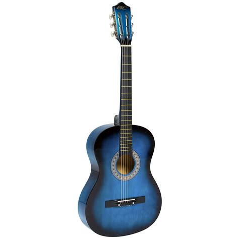 Gitar Accoustic new beginners acoustic guitar with guitar