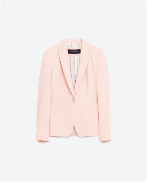 Blazer Pink Pita molly sims pretty in pink smartmama