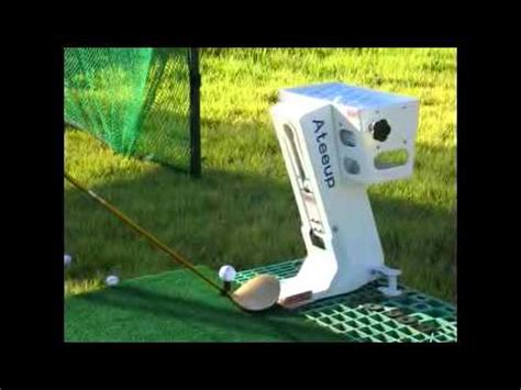 Golf Auto Tee Up Machine by Auto Tee Up Machine Without Electricity Ateeup Youtube