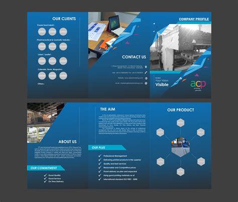 design layout perusahaan sribu company profile design desain company profile untuk