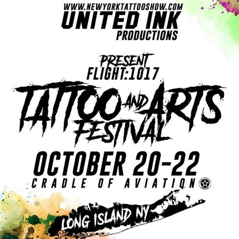 tattoo expo cradle of aviation united ink flight 1017 october 2017
