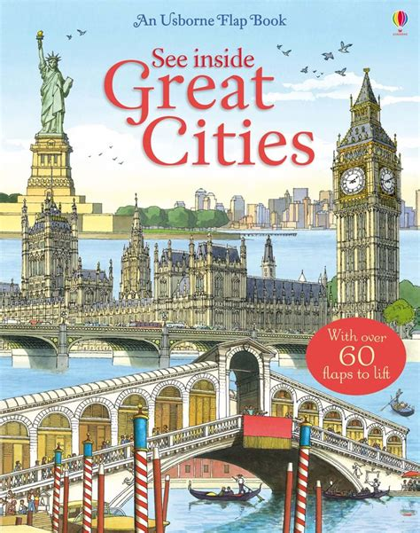 Book Review Is The Best City In America By Dave by See Inside Great Cities At Usborne Children S Books