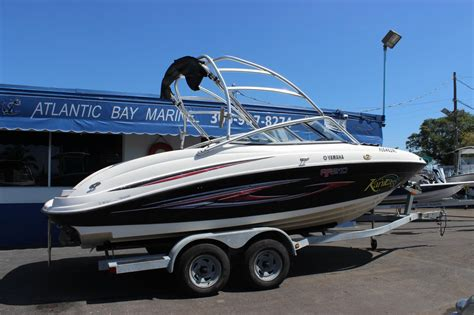 yamaha ar210 boats for sale 2007 used yamaha ar210 jet boat for sale 17 900 miami