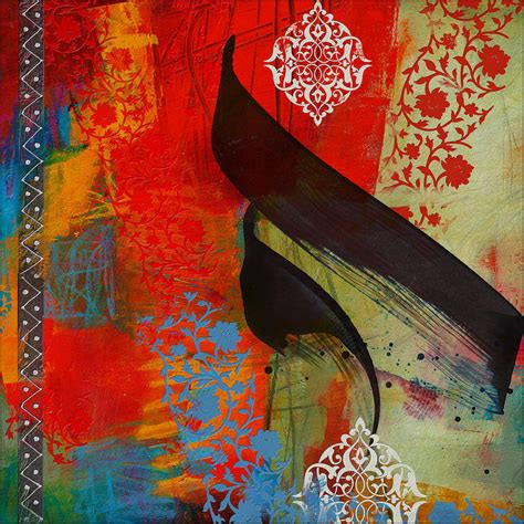 Islamic Artworks 60 arabic motif 13 painting by corporate task