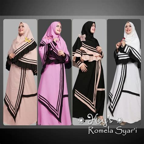 Supplier Baju Daily Set Ori 4warna supplier baju muslim terbaru