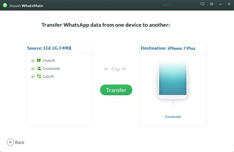 can you transfer from android to iphone whatsapp transfer between android iphone how to transfer