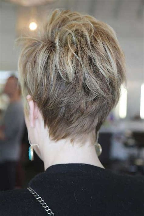 back of pixie hairstyle photos cool back view undercut pixie haircut hairstyle ideas 34