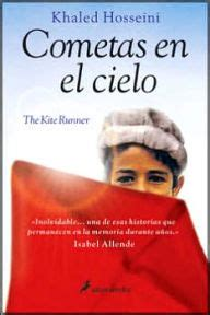 cometas en el cielo cometas en el cielo the kite runner by khaled hosseini paperback barnes noble 174