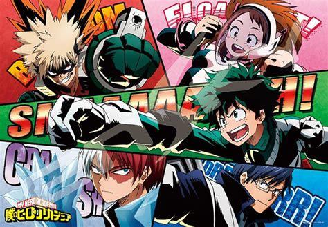 anime list boku no top 10 coolest boku no academia characters best list
