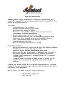 Sle Resume Sales Representative by Best Sales Representative Resume Sales Sales Lewesmr