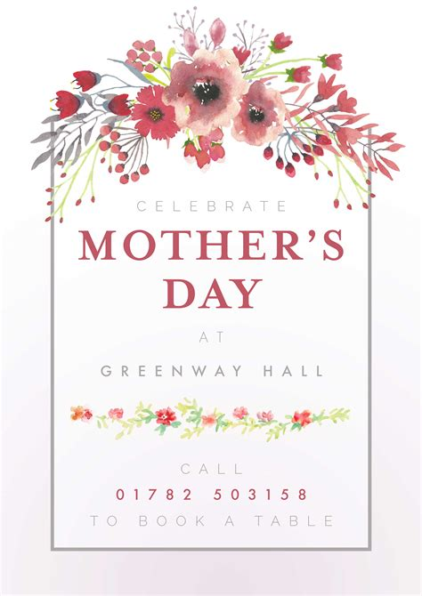 mothers day date 2018 mothers day event 2018
