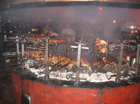 Cooked Over Open Fire Pit Picture Of The Carnivore Pit Restaurant