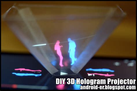 smartphone 3d hologram projector minions how to make android er diy 3d hologram projector for smartphone