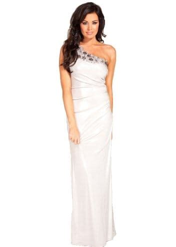 Aurelia Maxi wright aurelia dress wright one shoulder maxi wright evening dress