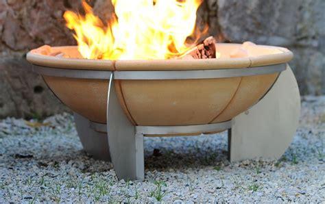 keramik feuerschale feurio feuerschale aus ceraflam keramik mit