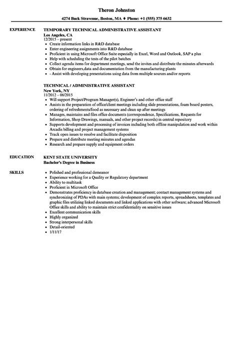 technical resume formats exles cv template kent gallery certificate design