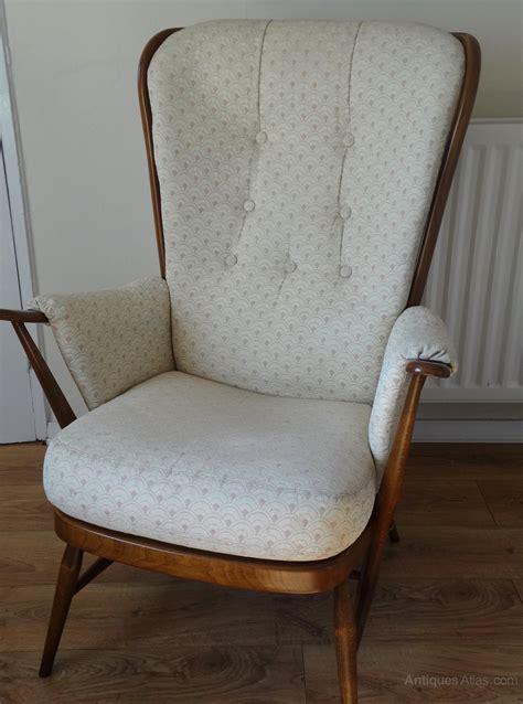 ercol armchair cushions antiques atlas ercol evergreen armchair