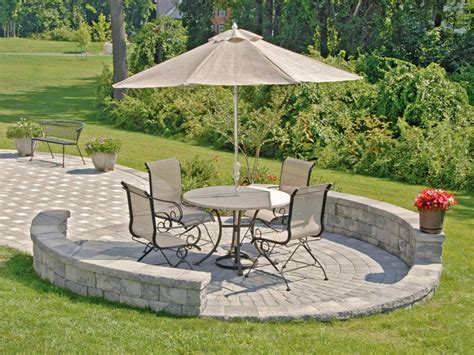 patio ideas for sloping gardens image landscaping
