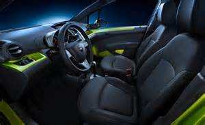 Spark Interior Car And Driver