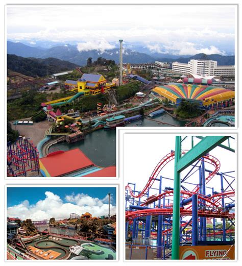 theme park genting highland genting highlands wonderful malaysia