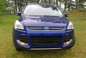 Ford Escape Titanium 2014 2014 Ford Escape Titanium 4wd Technology Performance And