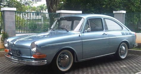 koleksi mobil antik dijual vw type  hatchback