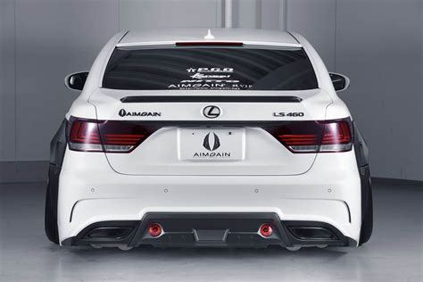widebody lexus ls product lexus ls460 600 wide kit by