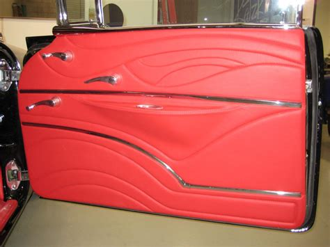 Door Upholstery by Door Pannel