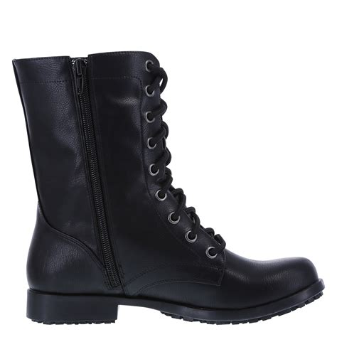 payless womans boots safetstep slip resistant s boot payless