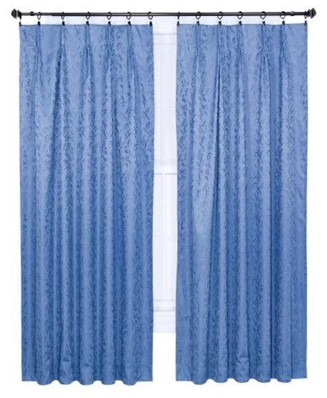 lined drapes pinch pleated thermal ellis curtain dover damask woven scroll thermal insulated