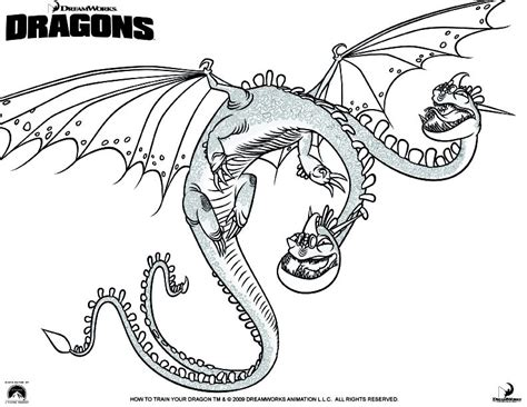 dreamworks dragon coloring page coloring page movies in theaters how to train your