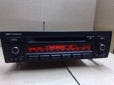 Bmw 1er E87 Radio Professional by Bmw Radio Professional
