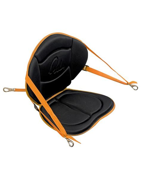 best high back kayak seat palm deluxe backrest sit on top kayak seat andy biggs