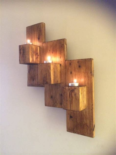 candle wall decor pallet wall ideas pallet ideas recycled upcycled