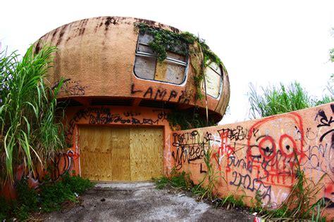 abandoned homestead forsaken ufo house in florida
