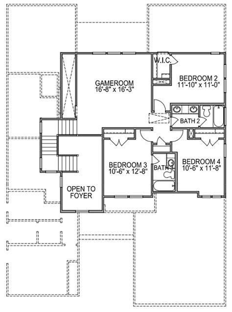 trendmaker homes floor plans image mag