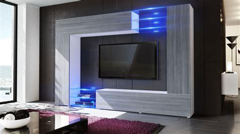 White High Gloss Living Room Furniture Wall Unit Living Room Furniture Mirage White High Gloss Tones Ebay