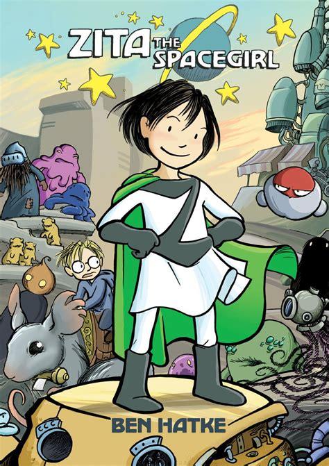 my favorite thing about zita the spacegirl by ben hatke