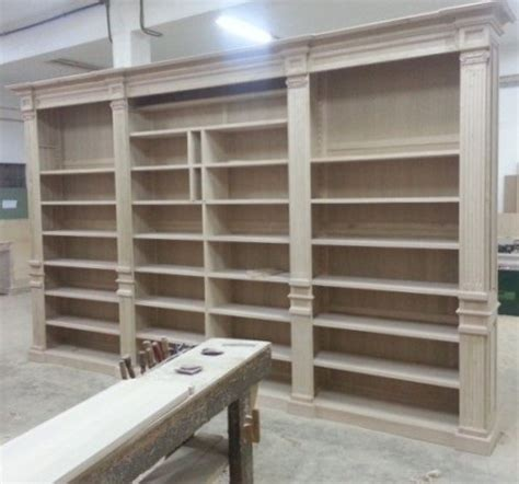 librerie in legno su misura libreria in legno su misura firenze falegnameriartigianale