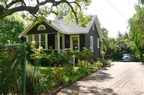 Cape Cod House Color Schemes my little black house the gardener s cottage