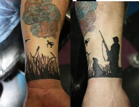 duck hunting tattoos on pinterest deer hunting tattoos