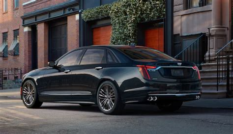 2020 Cadillac Cts V Horsepower by 2019 Cadillac Cts Price Release Date Review Interior