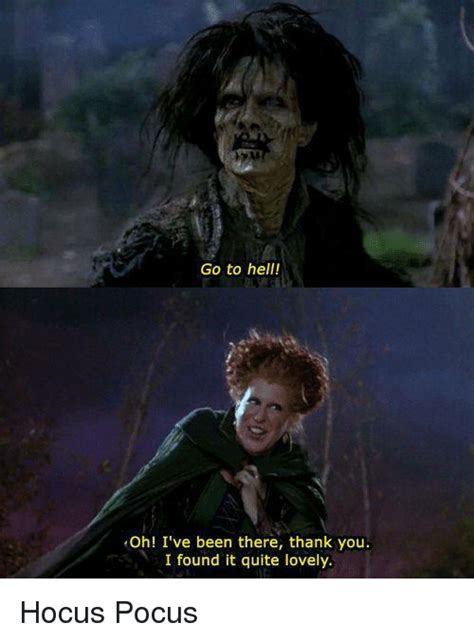 Hocus Pocus Meme - funny love and thank you memes of 2017 on sizzle