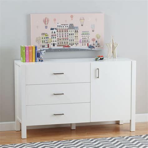 Land Of Nod Dresser by Uptown Wide Dresser White The Land Of Nod