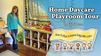 Running A Small Home Daycare How To Run A Home Daycare Playroom Tour Starting A Home